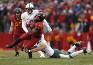 Scuffling Baylor-Iowa St players to miss 1st half this week