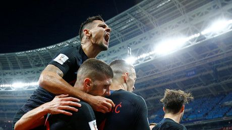 Croatia 2-1 England :  Cool Croatia stun England in extra time to book first-ever final berth