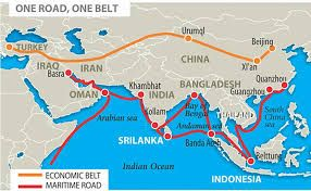 China is working hard to lead the world via China belt and Road Initiative