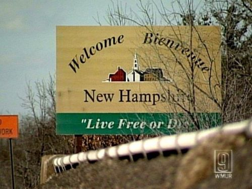 New Hampshire is 7th richest state in U.S., report says