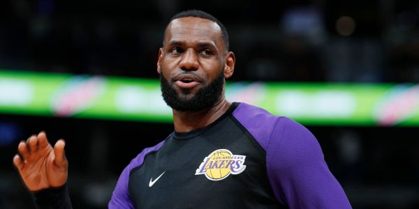 People in the NBA think LeBron James is emulating Stephen Curry to preserve his body and keep himself interested