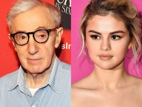 Selena Gomez reportedly donated more than her Woody Allen movie salary to Time's Up - but still won't disavow him