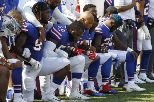 Amidst protests, many question NFL's rules regarding national anthem