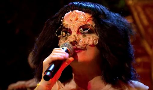 Watch Björk's breathtaking first TV performance in eight years