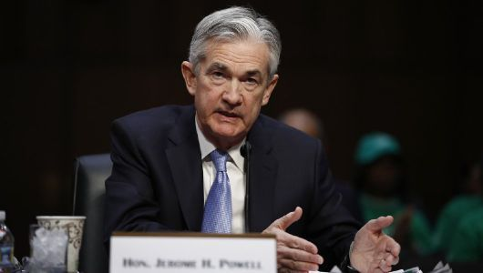 Jerome Powell heads toward confirmation as Fed chairman as he clears procedural vote