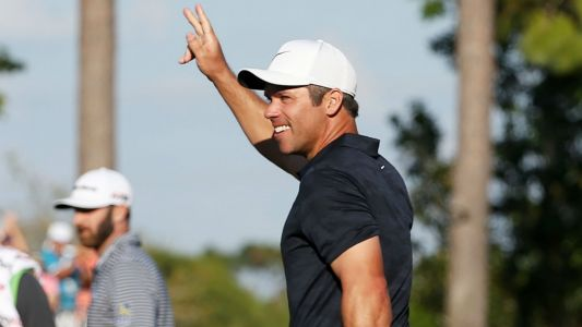 Valspar Championship: Paul Casey makes history with 3rd PGA Tour win