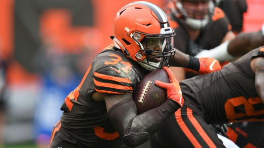 NFL trade news: Browns sending Carlos Hyde to Jaguars