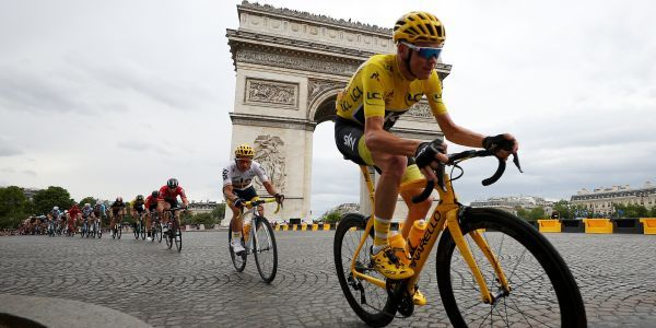 France banned cycling and said people can only jog within 1 mile of their homes, further tightening its coronavirus lockdown
