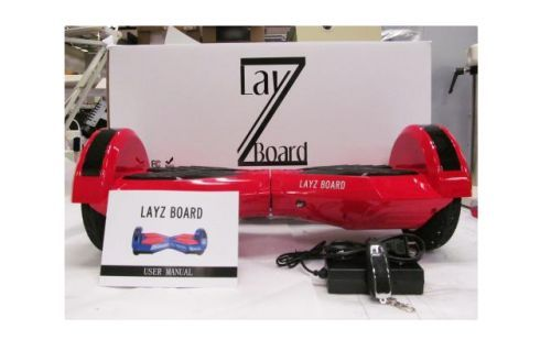 CPSC warns customers to not use LayZ hoverboards after second house fire