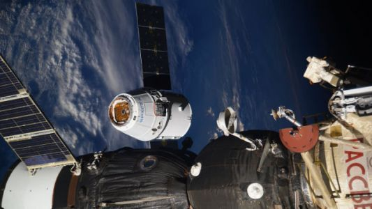 SpaceX's Dragon Capsule Made a Successful Re-Entry After Its ISS Supply Run