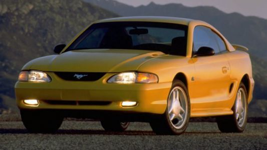 The 1994 Ford Mustang Could Have Looked Alarmingly Similar To The Pontiac Trans Am