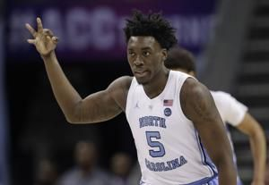 North Carolina gets No. 1 in Midwest, Kansas could await