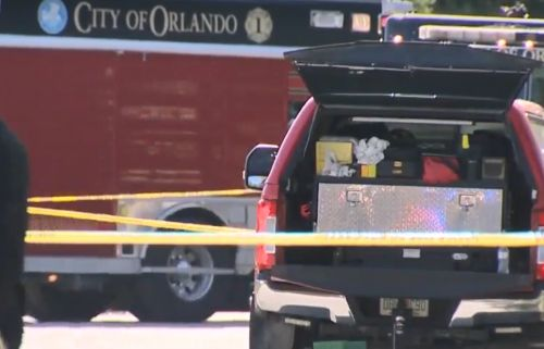 Woman who survived Orlando fire that killed granddaughter dies, officials confirm