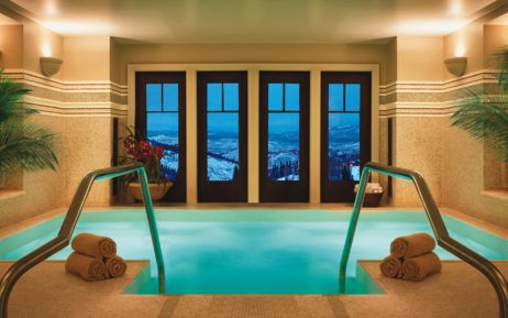 Spa of the Week: The Spa at Montage Deer Valley