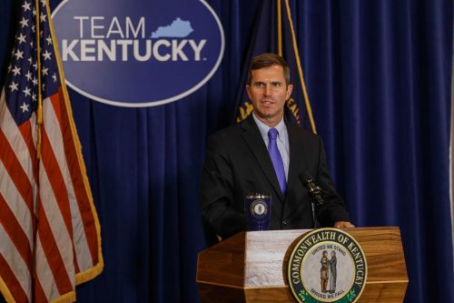 LIVE: Kentucky Gov. Andy Beshear gives update on coronavirus, vaccination plans