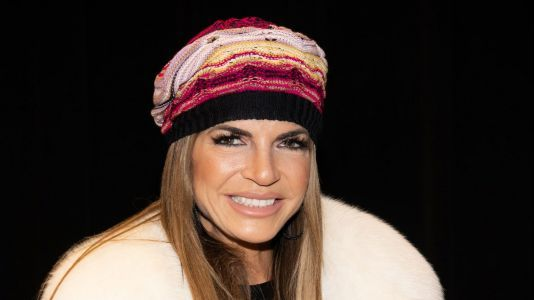 'RHONJ' Star Teresa Giudice Was Seen Flirting With A Mystery Man On New Year's Eve