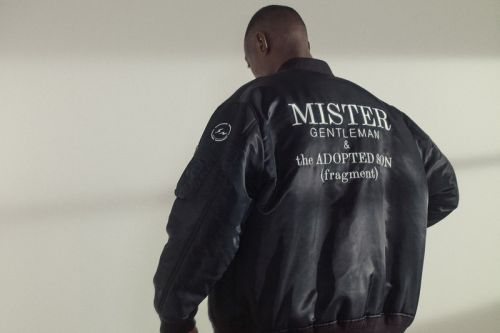 Fragment design and MISTERGENTLEMAN Serve up Expansive FW19 Capsule Collab