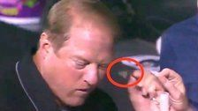 Umpire Pulls Live Moth Out Of His Ear And Now You Will Have Nightmares Forever