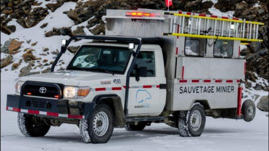 The Canadian-Market Land Cruiser Normal People Can't Buy