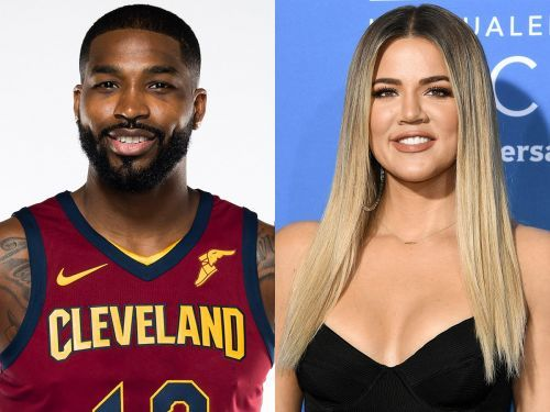 Tristan Thompson was reportedly with Khloe Kardashian for the birth of their baby amid cheating allegations