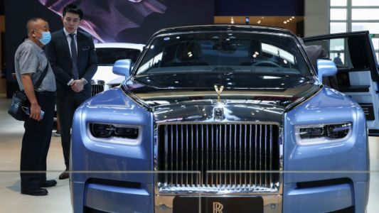 Rolls-Royce Just Had Its Best Three Months Ever