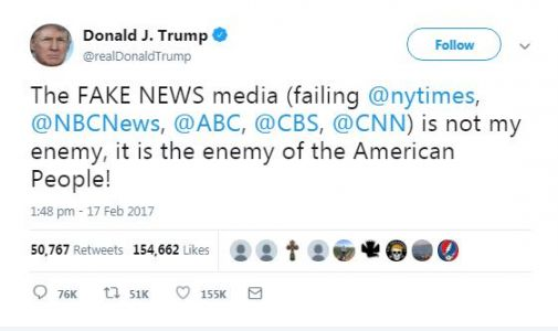 US Mainstream Media is No Friend of the American People