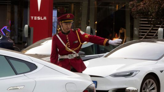 China Halts Customs Clearance for Tesla Model 3 Because of 'Printer Problems'