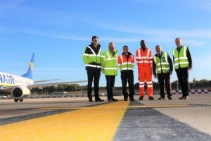 New Aircraft Stands Enable The First Step In Capacity Growth At London Stansted Airport