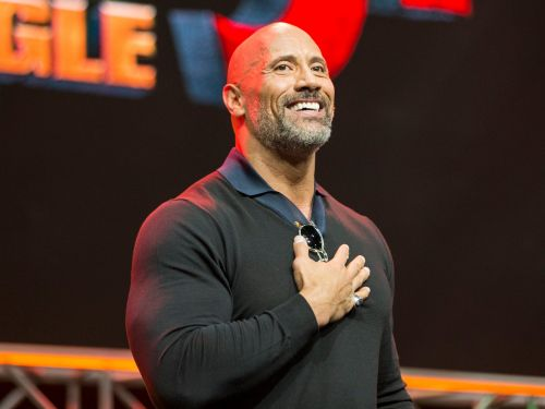 Every movie The Rock has starred in, ranked by how much money they made at the US box office