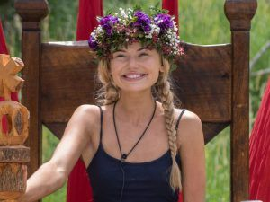 Toff Reveals The Real Reason She Wore Make-Up On I'm A Celebrity