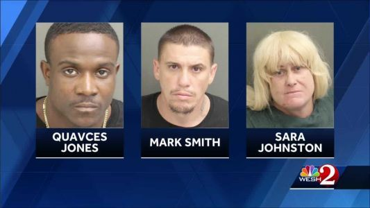 Home invaders shoot 2 people, face attempted murder charges, officials say