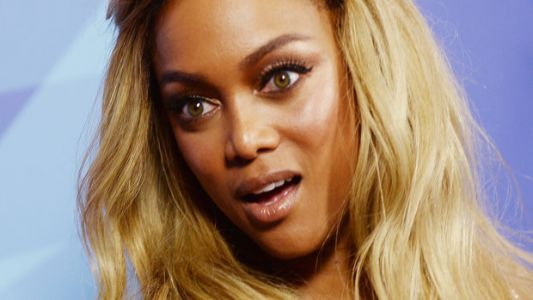 Tyra Banks Recreates Iconic 'We Were Rooting For You' Moment On 'America's Got Talent'