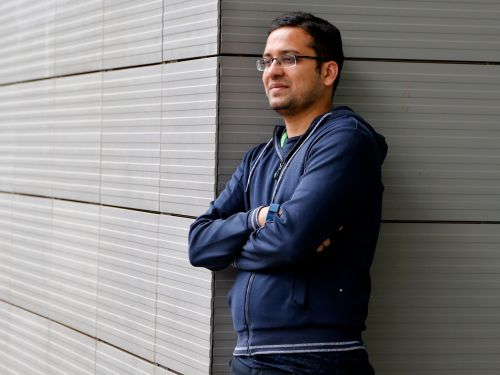 The CEO of the Indian e-commerce giant that Walmart bought a $16 billion stake in has resigned amid an allegation of personal misconduct