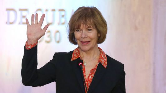 Minnesota To Replace Al Franken With Lt. Gov. Tina Smith: Reports