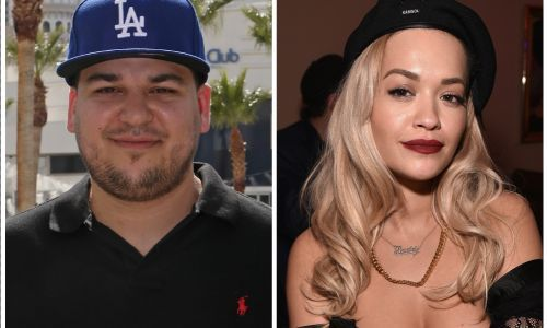 Rob Kardashian Tweets His Support for Ex Rita Ora - Five Years After Accusing Her of Cheating