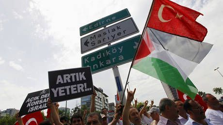 History won't forgive this hypocrisy: Turkey blasts UAE for betraying Palestinian cause to seal deal with Israel