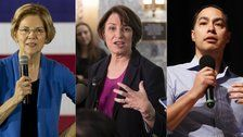 Here's What Americans Want To Ask 2020 Presidential Candidates