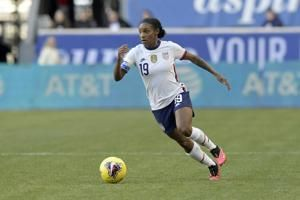 NWSL takes field first as other pro leagues chart futures