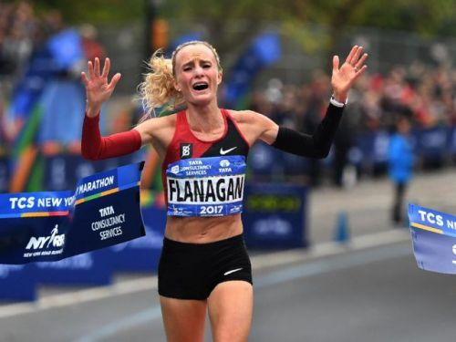 American woman wins the New York City marathon - for the first time in 40 years