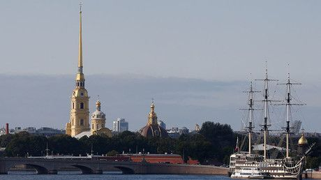 'Isolated' Russia welcomes investment funds worth over $13 trillion at St. Petersburg forum