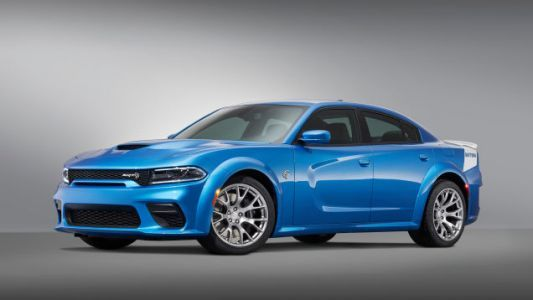 The 717-HP Dodge Charger Hellcat Anniversary Edition Will Give You That Extra 10 HP You Were So Desperately Missing
