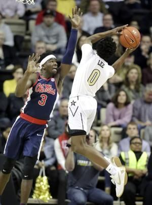 Tyree scores career-high 31 as Ole Miss beats Vandy 81-71