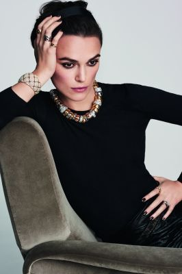 Keira Knightley is the new face for Chanel Fine Jewelry