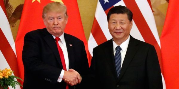 Trump says there's 'no timeframe' for the end to the US-China trade war