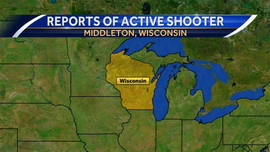 Wisconsin authorities investigating reports of active shooter at an office building near Madison