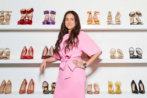 How Celine Khavarani Went From Working in Celeb Relations to Heading Up Communications for Tamara Mellon