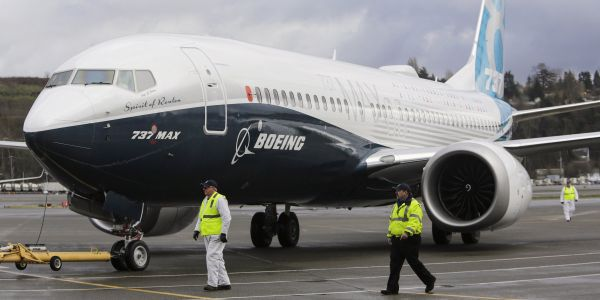 Boeing and the FAA were reportedly told about issues with the 737 max software 4 days before the plane's second deadly crash