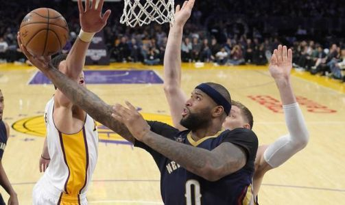 Pelicans' DeMarcus Cousins says NFL should be least of President Trump's concerns