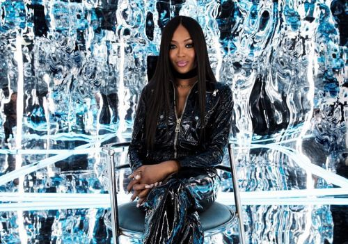 Watch a trippy Nick Knight-shot film featuring a boxing Naomi Campbell