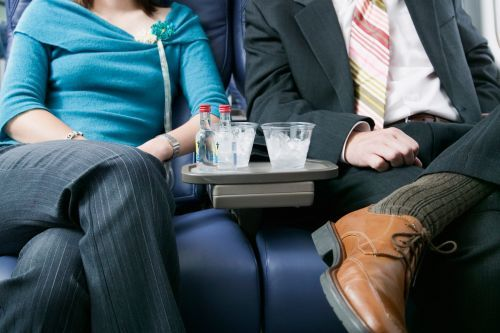 Airlines can't stop you bringing your own booze aboard - but they can forbid you from drinking it